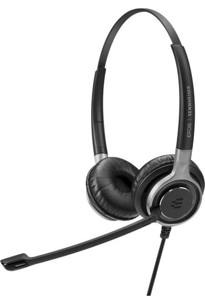 Sennheiser Sc 660 USB ml USB Kablolu Mikrofonlu Çağrı Merkezi Ofis Kulaklığı