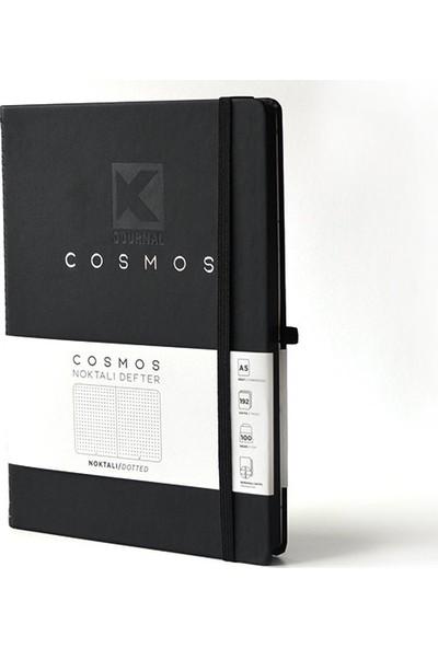 Kagito K-Journal Cosmos Noktalı Defter