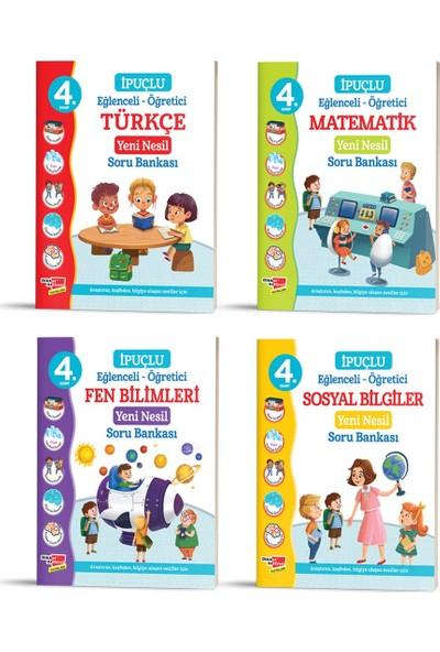 Dikkat Atölyesi 3. Sınıf Yeni Nesil Matematik, Türkçe, Fen, Hayat Bilgisi Soru Bankası Seti