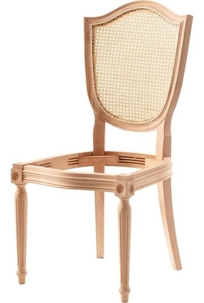 Diğer Bendegan Hasırlı Kupa Tornalı Sandalye
