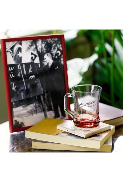 Lav Zen Plus Atatürk Imzalı Tekli Kupa