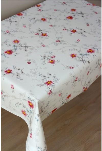 Dede Ev Tekstil Astarlı Silinebilir Pvc Muşamba Masa Örtüsü - 1083-1A