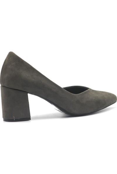 Park Moda 702 Kadın Suni Deri Günlük Ayakkabı