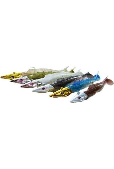 Eel Silikon Balık 3X100MM