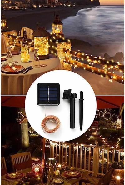 Magicledcorner 5 Metre Solar Peri Tel LED Günışığı