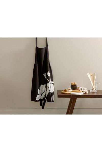 English Home Denby Dark Polyester Ayarlanabilir Mutfak Önlüğü 65 x 75 Cm.