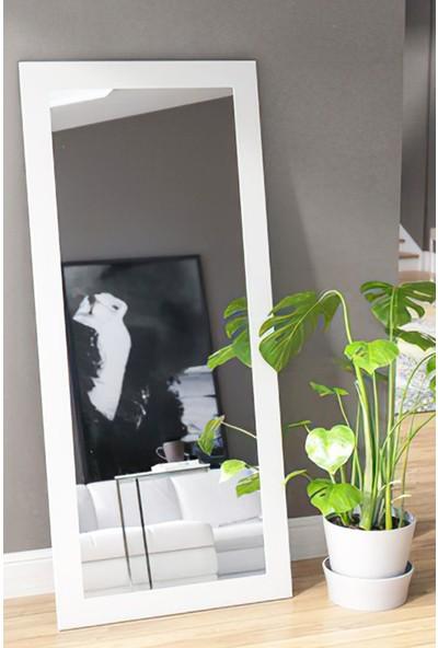 Lyn Home Lyn Dekoratif Retro Boy Aynası 104X45 cm
