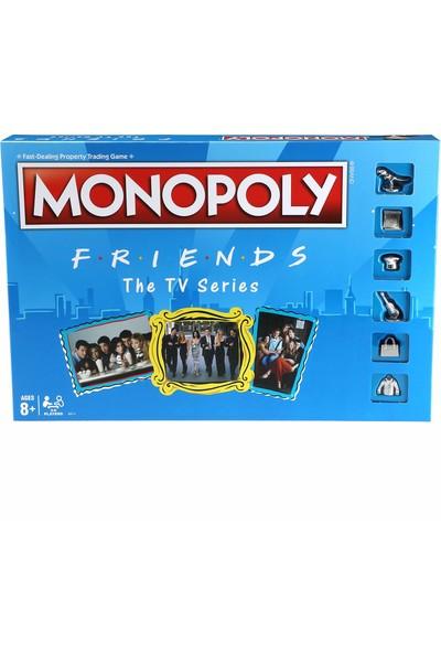 Hasbro Gaming Monopoly: Friends The Tv Series Edition Kutu Oyunu (İngilizce)