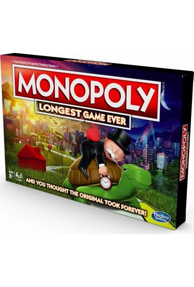 Hasbro Gaming Monopoly Longest Game Ever (Amazon Exclusive)