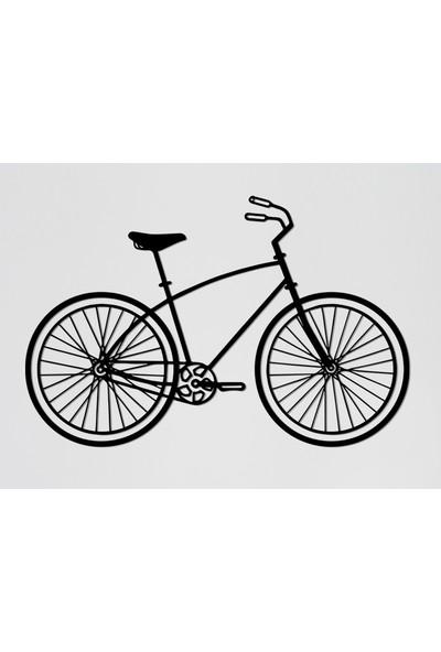 Omart Design Bisiklet Metal Duvar Aksesuarı