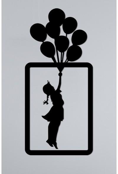 Omart Design Balloons Metal Duvar Aksesuarı