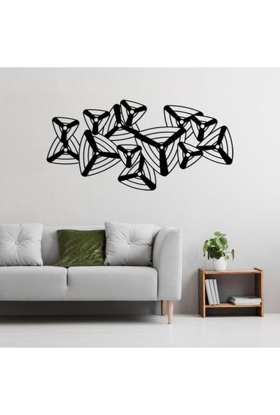 Omart Design Flora Metal Duvar Aksesuarı