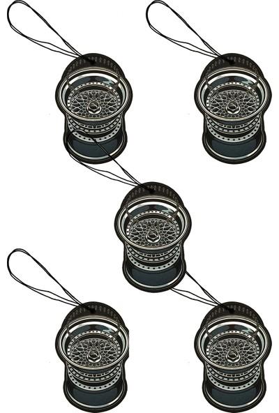 Hypnose Car Scent 5'li Avantaj Paketi Bbs Jant