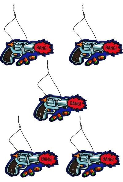 Hypnose Car Scent 5'li Avantaj Paketi - Bang Bang