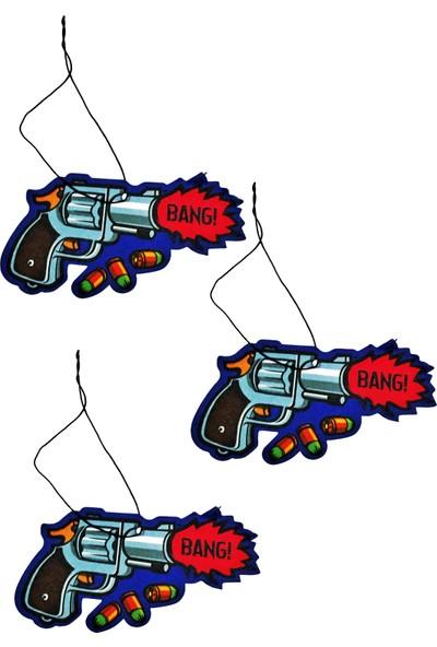 Hypnose Car Scent 3'lü Avantaj Paketi - Bang Bang