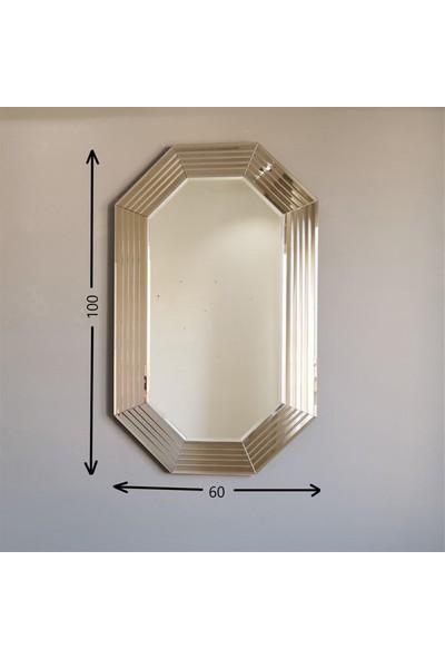 Neostill - Bronz Kenar Ayna 100X60 cm A312Y