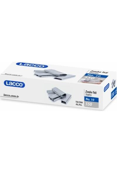 Lacco Zımba Teli No:10 10'lu Paket