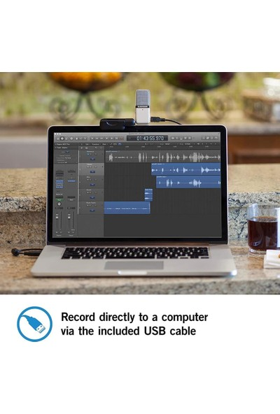 Samson Go Mic Taşınabilir USB Kondenser Mikrofon