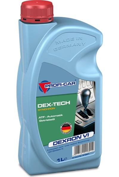 Profı - Car Dex-Tech Atf Dexron Vı Şanzıman Yağı 1lt