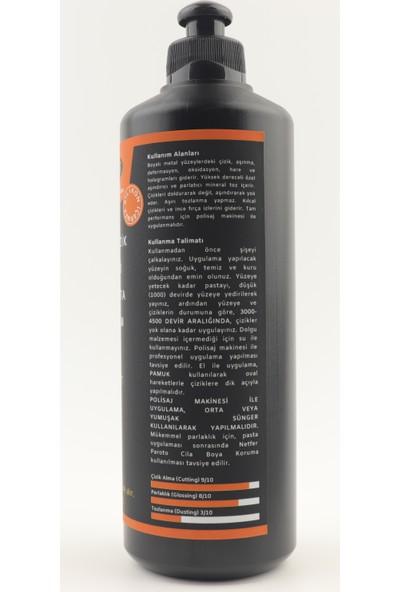 Netfer 2'li Ince Kalın Pasta Set - 2X500 ml