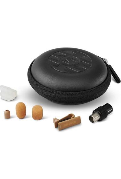 Shure Duraplex Çok Yönlü Yaka Mikrofonu (DL4C / O-Mtqg-A)