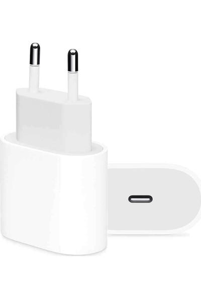 Bydiz Apple iPhone 11/11 Pro Max 18W Hızlı Şarj Adaptör Usb-C Adaptörü