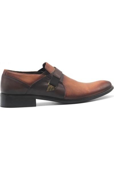 Baloğlu 5817 Erkek Deri Günlük Klasik Ayakkabı