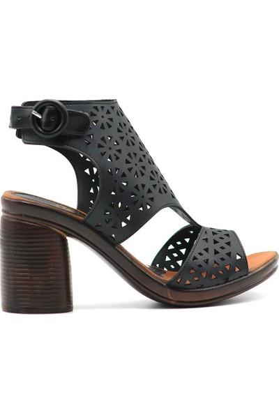 Cudo 45 Kadın Günlük Suni Deri Ayakkabı