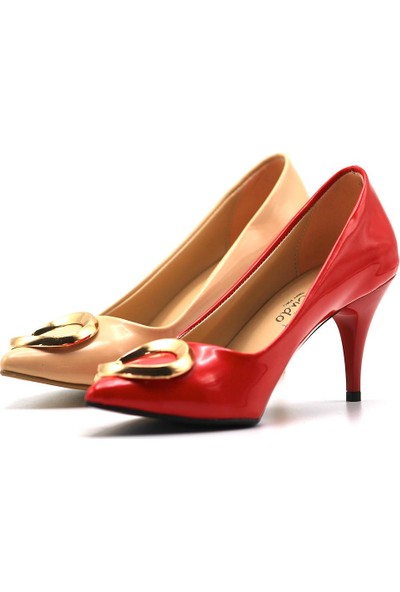 Cudo 501 Kadın Günlük Suni Deri Ayakkabı