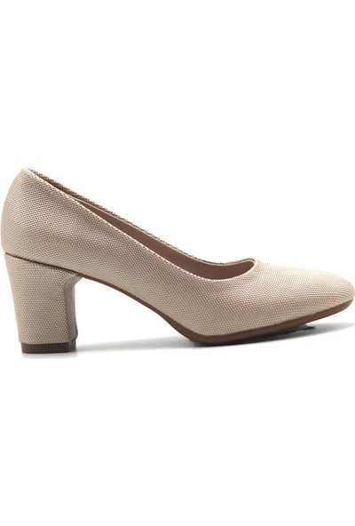 Cudo 6-95122 Kadın Günlük Suni Deri Ayakkabı