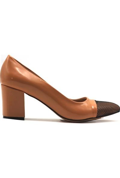 Cudo 7-00314 Kadın Günlük Suni Deri Ayakkabı