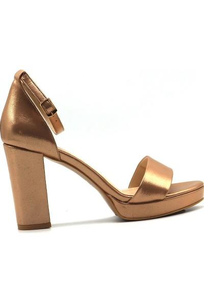 Estile 283 Kadın Günlük Suni Deri Ayakkabı