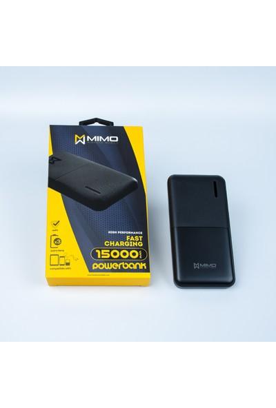 Mimo Pb-04 15000 Mah Powerbank Lithium Polymer