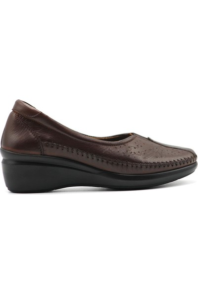 Forex 1013 Kadın Günlük Deri Ayakkabı