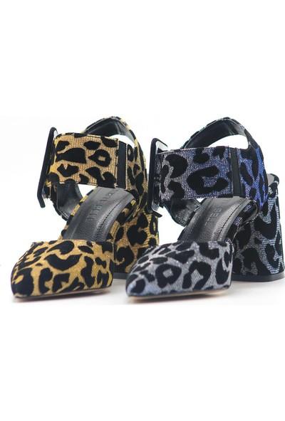 Kriste Bell 1275 Kadın Günlük Deri Ayakkabı