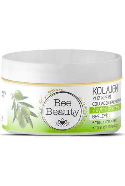 Bee Beauty Zeytin Ekstresi Kolajen Yüz Kremi 50 ml