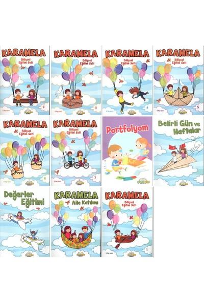 Kavram Yayınları Karamela Eğitim Seti