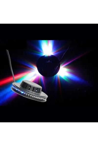 Eclips Saturne Led Işık Efekt