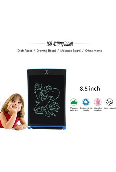 MBW 8.5 Inç LCD Dijital Yazma Çizim Tablet El Yazısı Pedleri Siyah