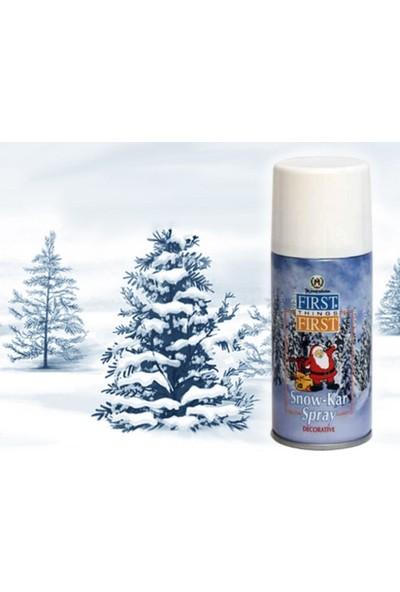 Pazariz Yılbaşı Süsleme Kar Spreyi 250 ml
