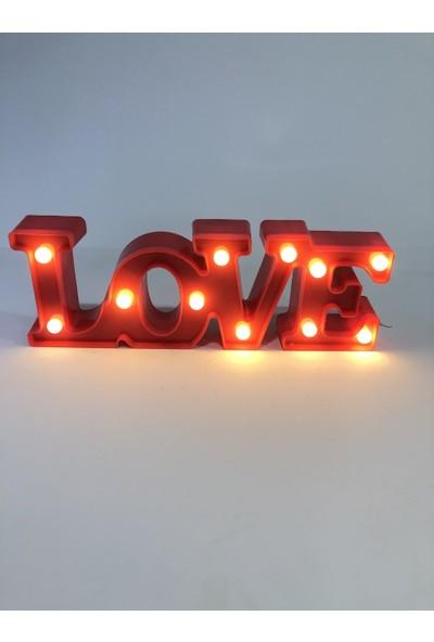 Bent Love Gece Lambası
