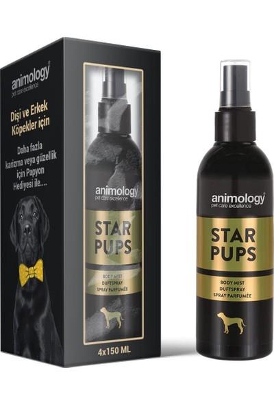 Animology Star Pups Tüm Irklar Için Köpek Parfümü 4X150 ml