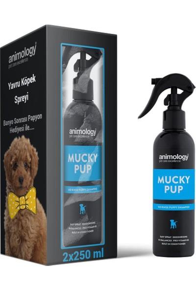 Animology Mucky Pup Yavru Köpek Krem Spreyi 2X250 ml