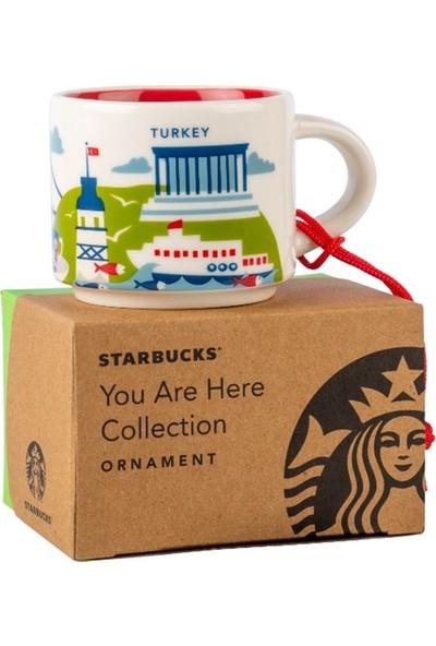 Starbucks Şehir Temalı Kupa Serisi - Türkiye 414ML
