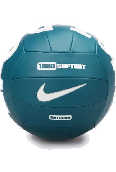 Nike 1000 Softset Outdoor Volleyball 18P Geode Teal Top