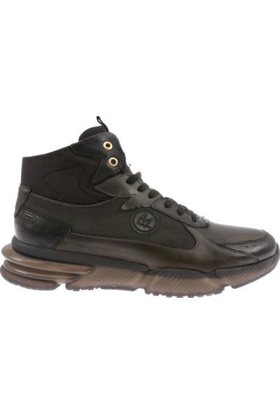 Dgn 12433 Erkek Style Mix Bağcikli Sneakers Bot 20K