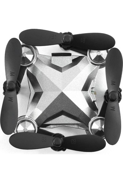 MF Product Atlas 0507 Mini Bavul Drone Gri