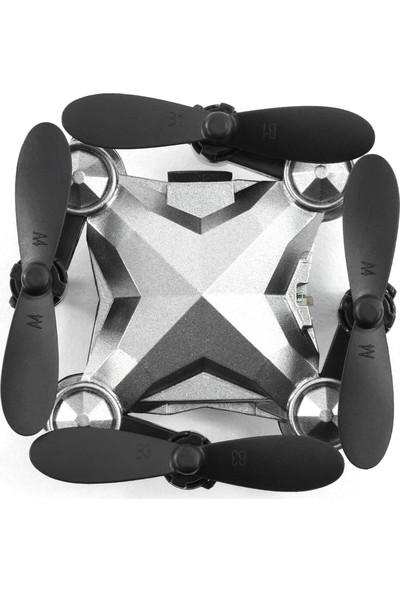 MF Product Atlas 0509 Mini Bilekten Kumandalı Drone Gri