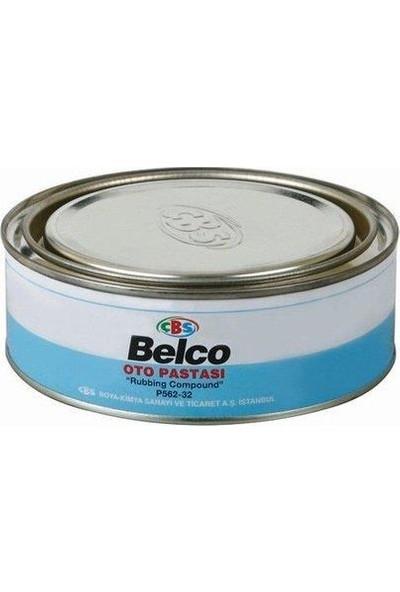Belco Oto Pastası 500 gr + Oto Cilası 250 ml + Matkap Aparatı 3'lü Paste Cila Set