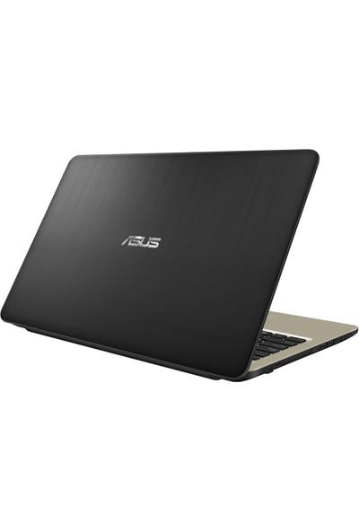 "Asus X540NA-GQ1371 VivoBook Intel Celeron N3350 4GB 256GB SSD Windows 10 Home 15.6"" Taşınabilir Bilgisayar"